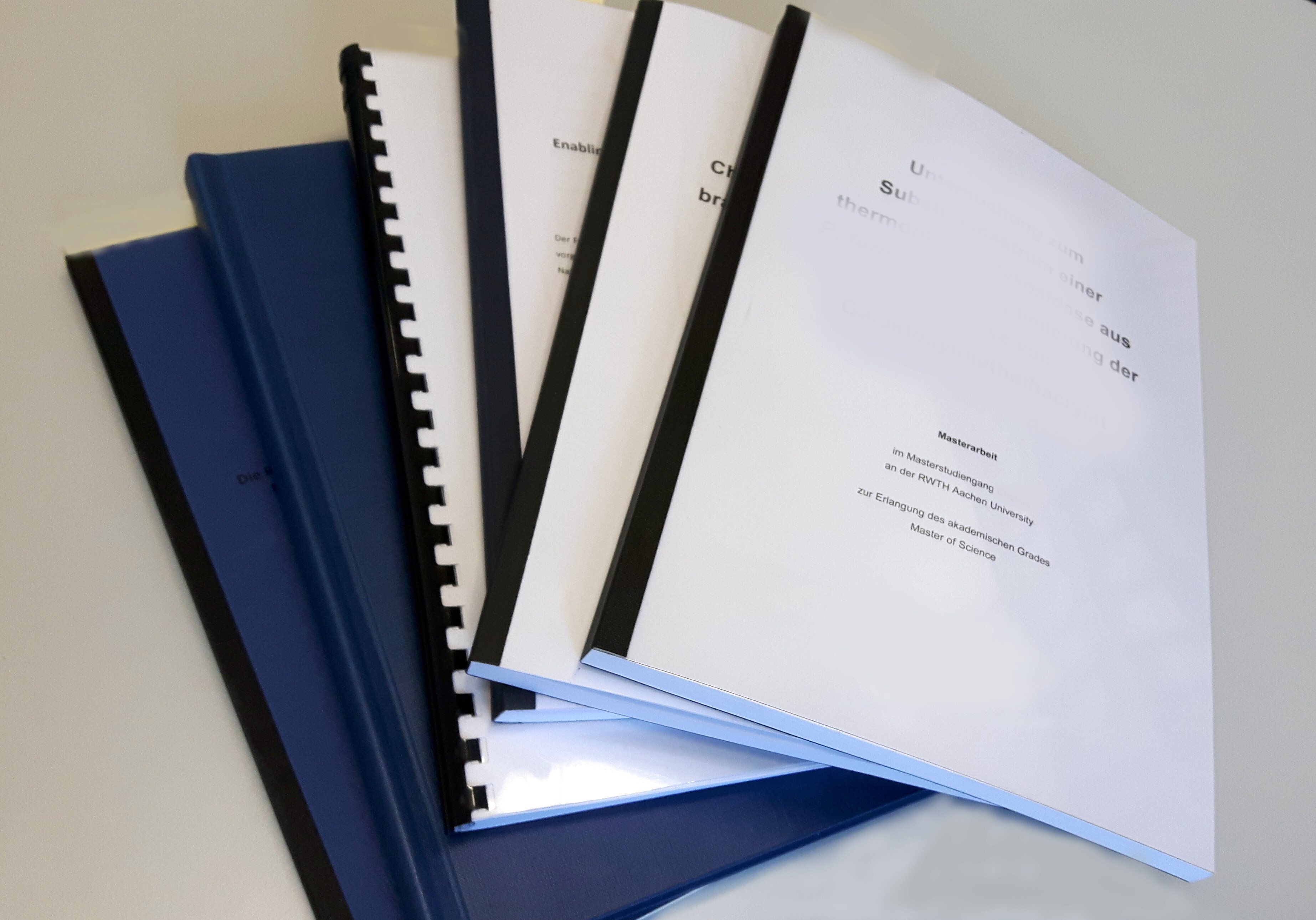 Final Theses