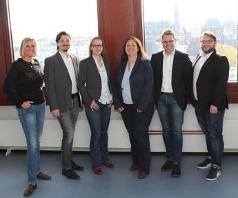 Teamfoto Forschungsdatenmanagement